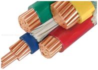 καλής ποιότητας μόνωση XLPE καλώδιο τροφοδοσίας & 1000V Χαλκός αγωγού από PVC με μόνωση Καλώδια προσαρμοστεί με τρεις μισές Πυρήνα για την πώληση